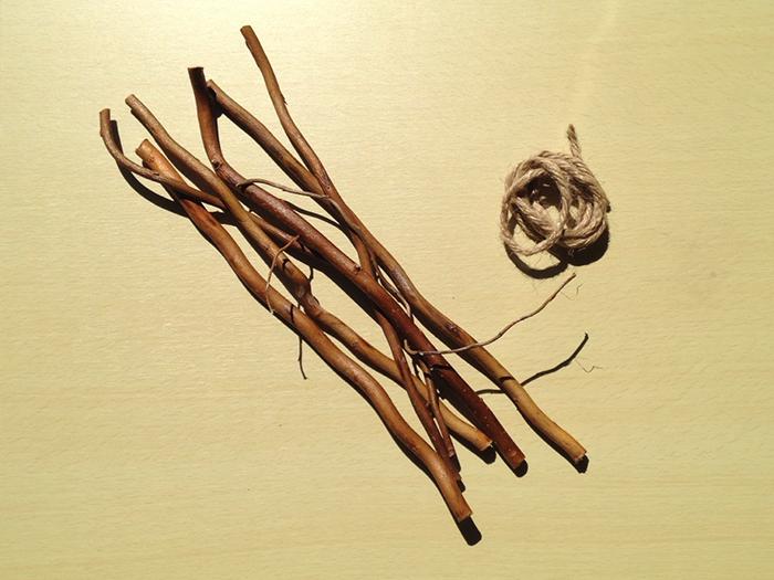 画像:ヤナギの枝MIX